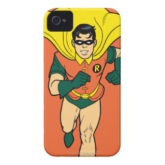 Robin Running iPhone 4 Cover