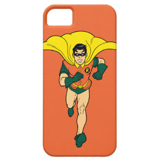 Robin Running iPhone 5 Covers