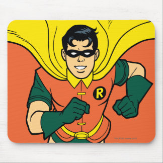 Robin Running Mouse Pad