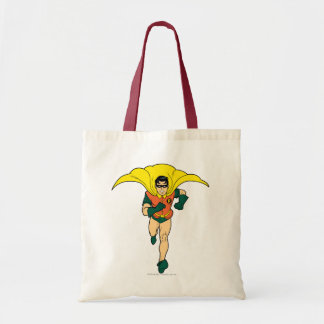 Robin Running Tote Bag