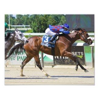 Robin Sparkles Mount Vernon Stakes Photo Print