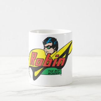 Robin The Boy Wonder Coffee Mug