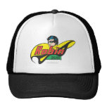 Robin The Boy Wonder Hat
