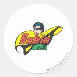 Robin The Boy Wonder Sticker