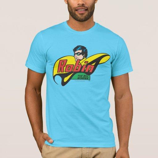 Robin the boy wonder t shirt zazzle for Wonder boy t shirt