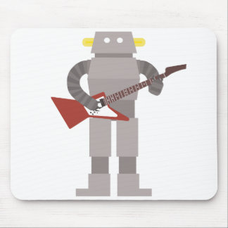 Robin the Rockin' Robot Mouse Pad