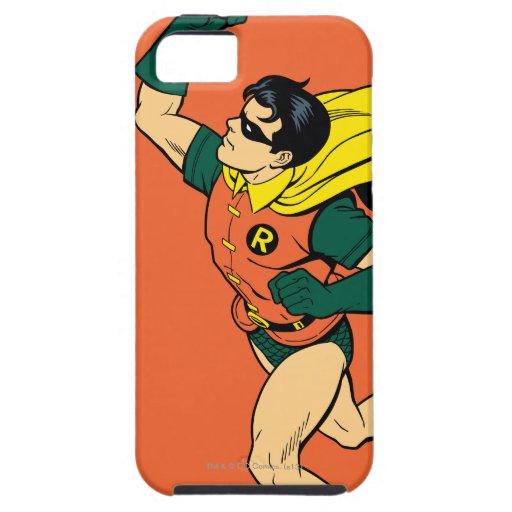 Robin Uppercut iPhone SE/5/5s Case