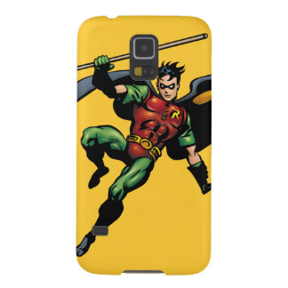 Robin with Staff Galaxy S5 Case
