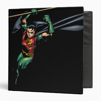 Robin with Staff - Leaps Binder