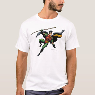 Robin with Staff T-Shirt