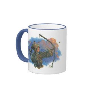 Robin Wood mug