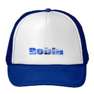 Robin's cap trucker hat