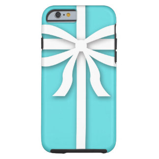 Robin's Egg Blue Gift Box iPhone 6 case