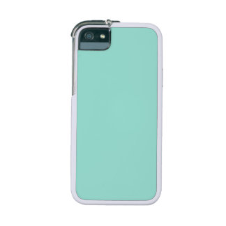 Robin's Egg Blue Solid Color iPhone SE/5/5s Cover