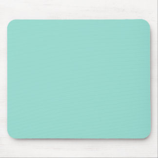 Robin's Egg Blue Solid Color Mouse Pad