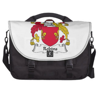 Robins Family Crest Commuter Bag