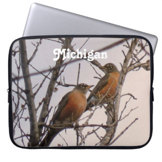 Robins Laptop Computer Sleeves