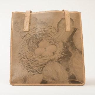 Robins Nest - Family Tree Tote