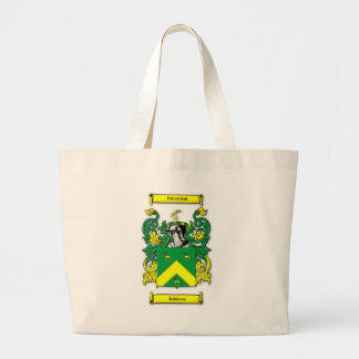 Robinson Coat of Arms Canvas Bag