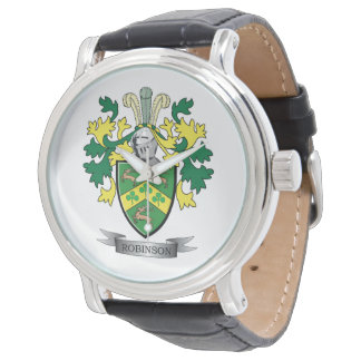 Robinson Coat of Arms Watch