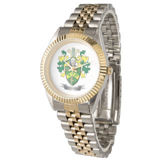 Robinson Coat of Arms Wrist Watch