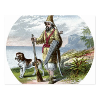 Robinson Crusoe Postcards