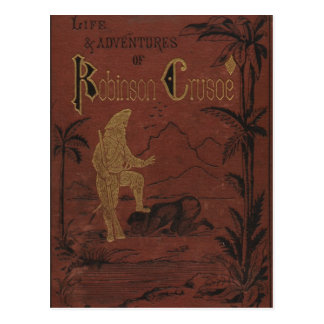 Robinson Crusoe Postcards