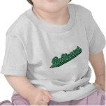 Robinson en verde camisetas