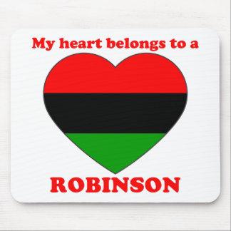 Robinson Mouse Pad