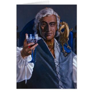 Robinton, Masterharper de Pern - tarjeta