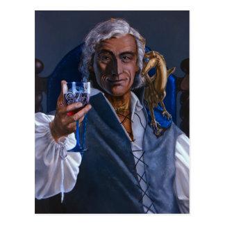 Robinton, Masterharper of Pern - Card