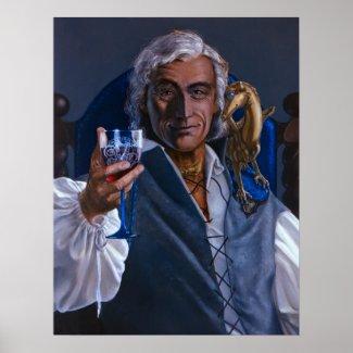 Robinton, Masterharper of Pern - Print or Poster print