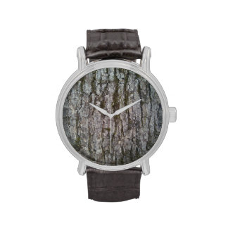 Roble blanco relojes