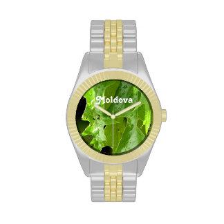 Roble Reloj De Mano