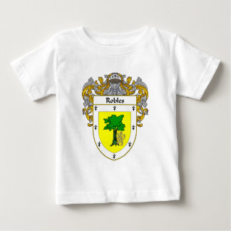 Robles Coat of Arms (Mantled) Shirt