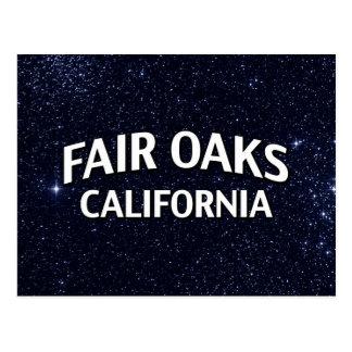 Robles justos California Postal