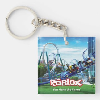 ROBLOX Keychain - Plastic