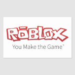 ROBLOX Logo Stickers