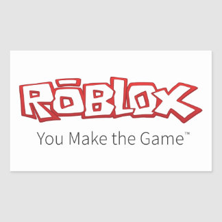 ROBLOX Logo Stickers