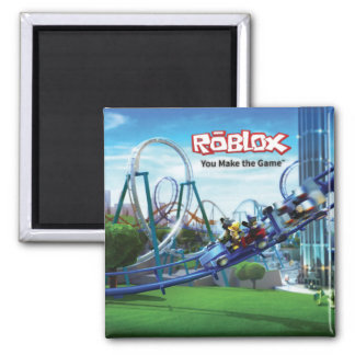 ROBLOX Roller Coaster Magnet