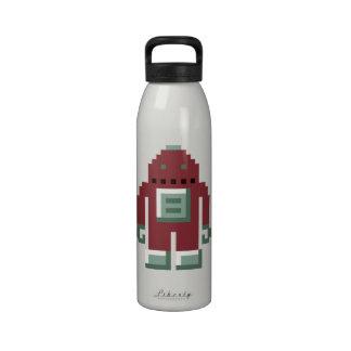 Robo Botella De Agua