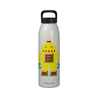 Robo Botellas De Beber