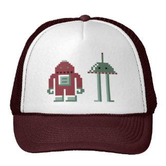 Robo & Bip Trucker Hats