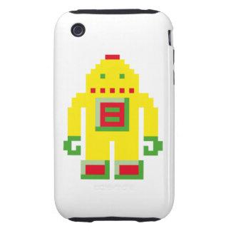 Robo Carcasa Though Para iPhone 3