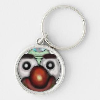 Robo Clown key chain