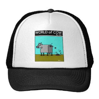ROBO COW TRUCKER HAT