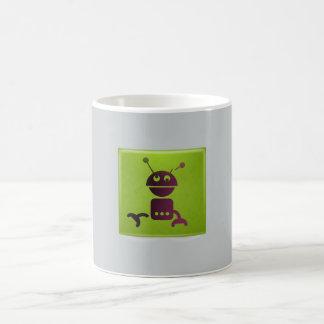 Robo Cup! Classic White Coffee Mug