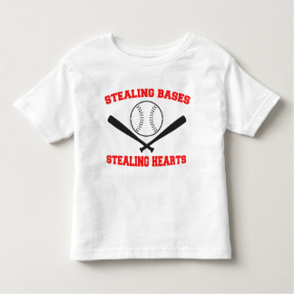 Robo de la camiseta de las bases camisas