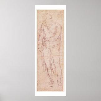 Robo de un chica del mercado, 1807 (w/c, bodycolou impresiones
