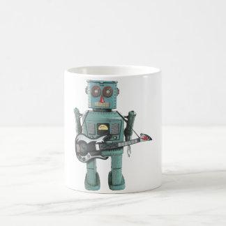 Robo-Guitarist Mug